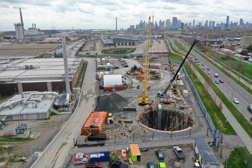 City of Toronto - Treatment Plant IPS Project